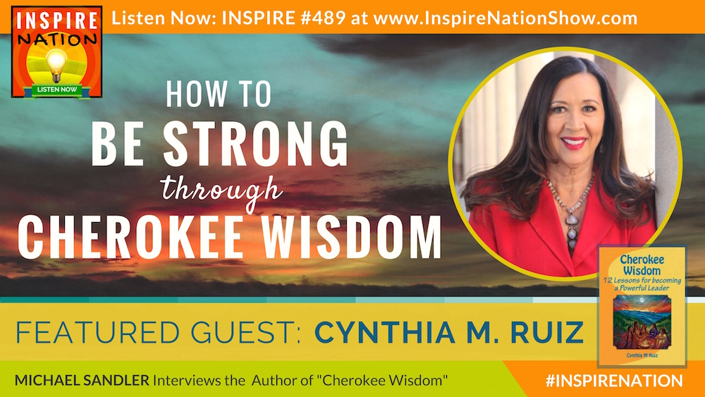 Check out my interview on Inspire Nation!