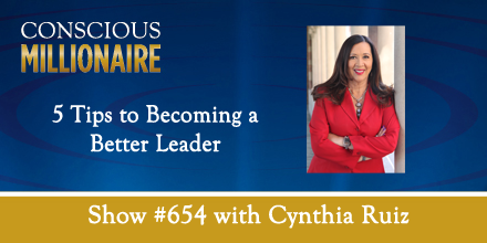 Please listen to my Interview on The Conscious Millionaire Podcast on ITunes