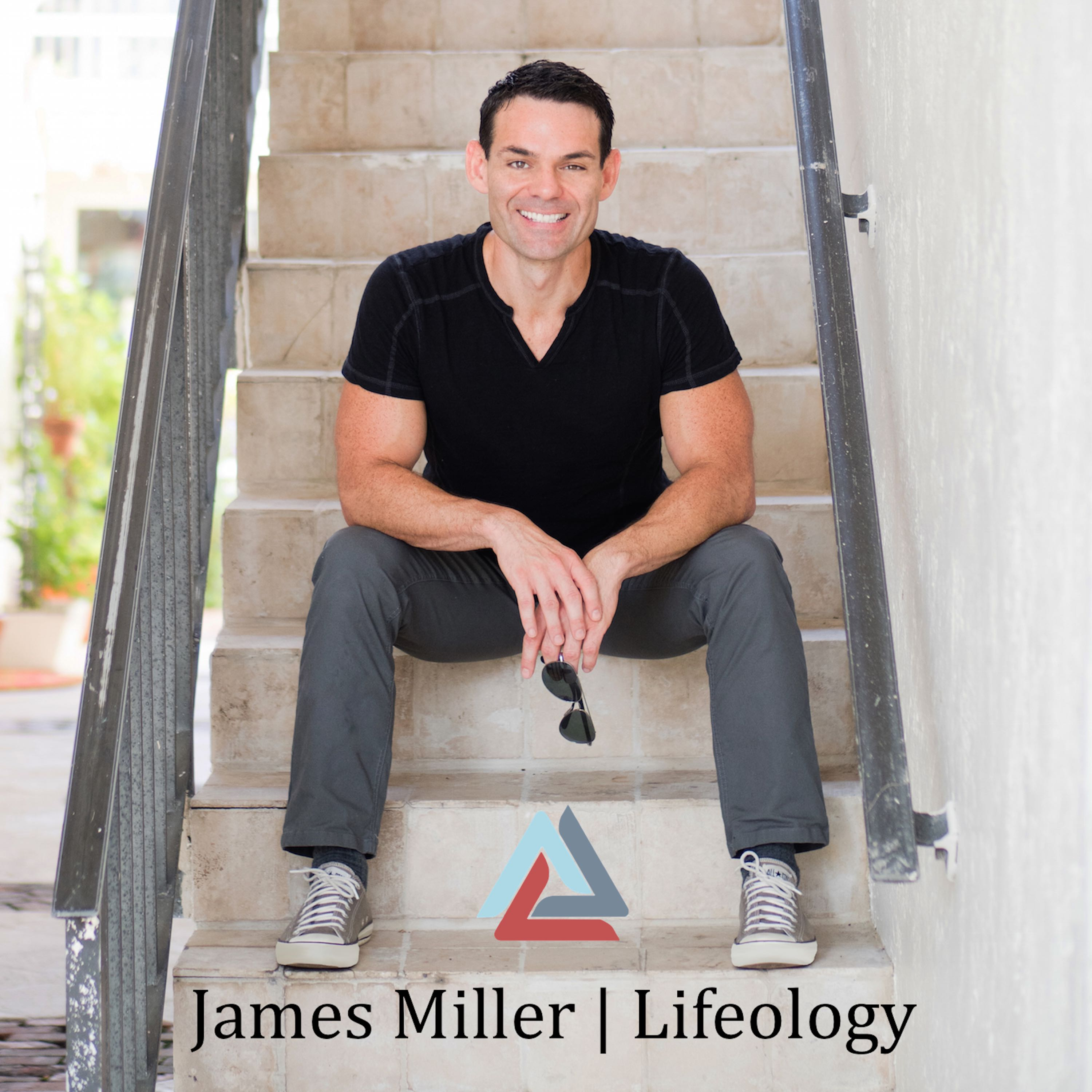 Listen to my interview on Lifeology with James Miller