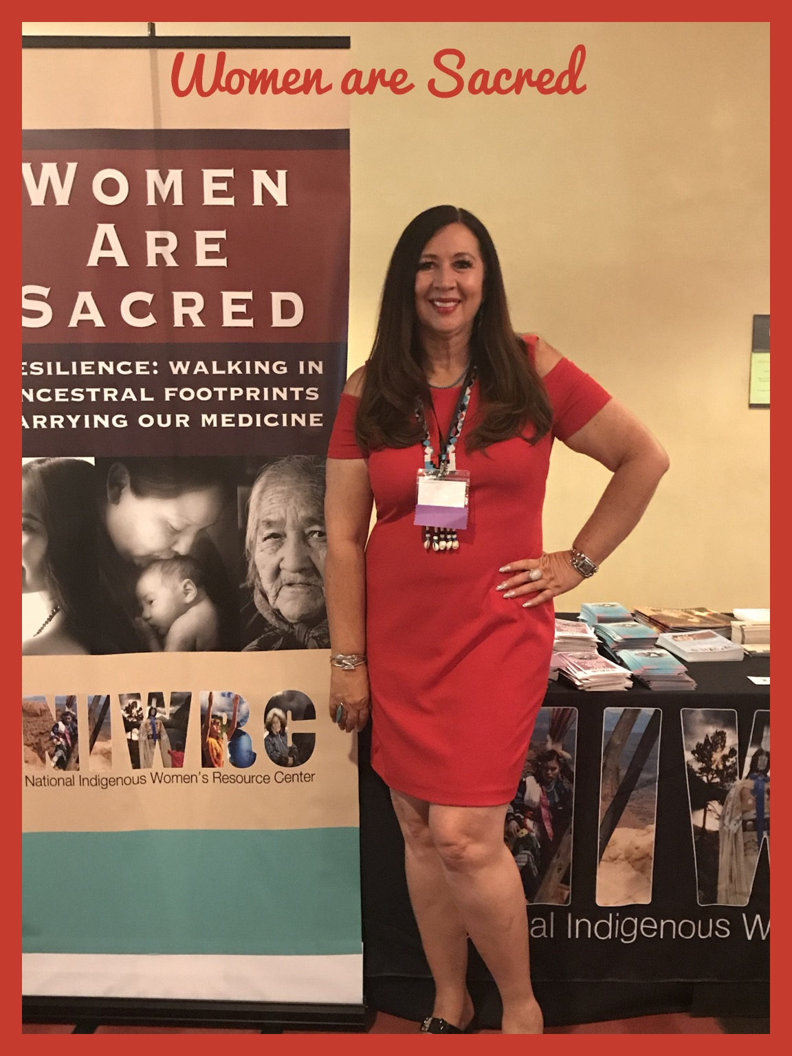 Women are Sacred Conference