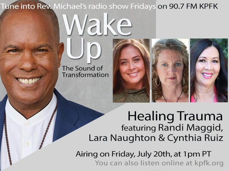 Tune in Friday July 20, 2018 1:00 pm (PT)