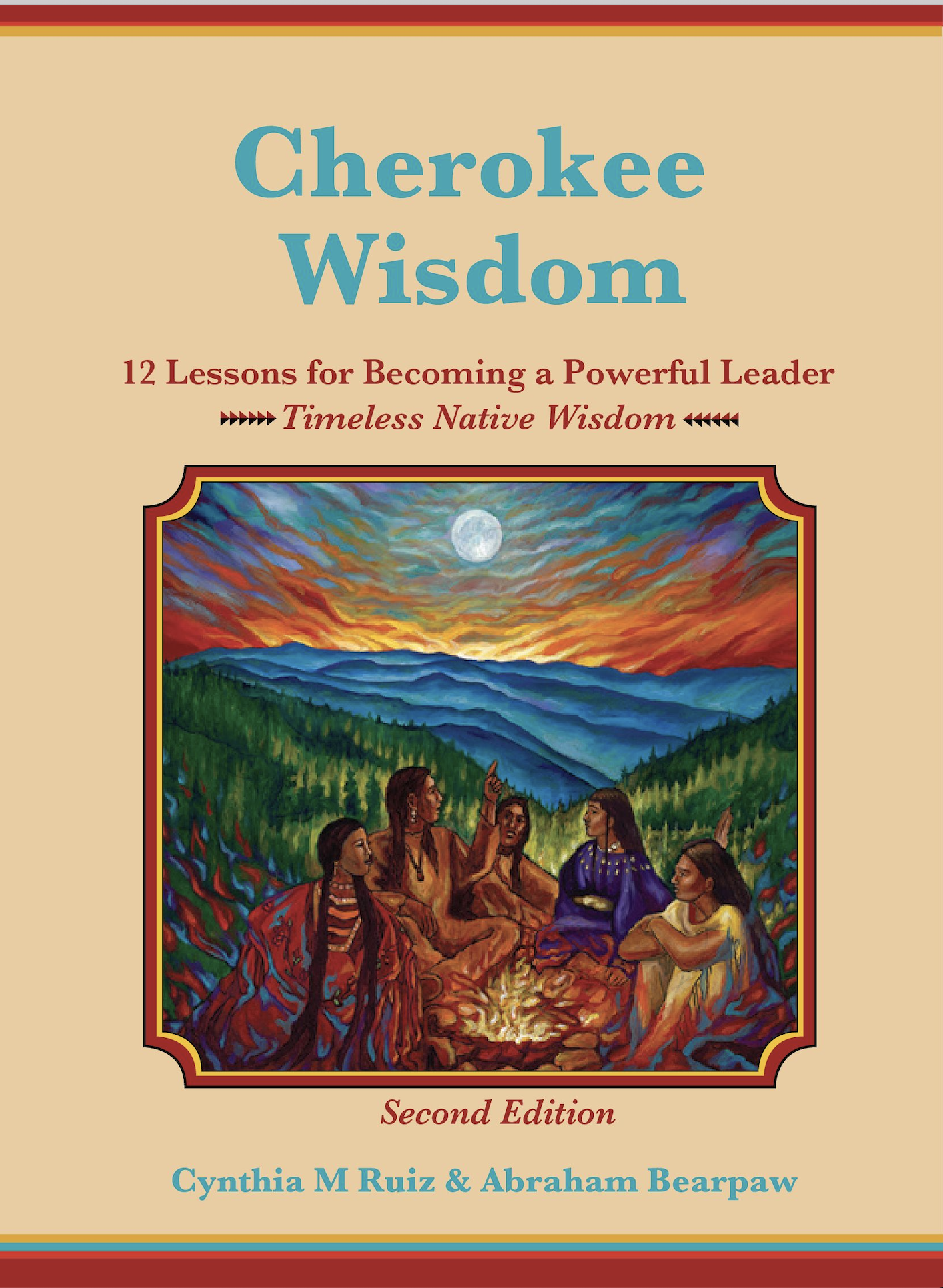 Cherokee Wisdom 2nd edition now live on Amazon.com
